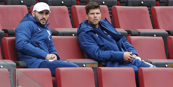 Foot - ALL - Schalke - Schalke04 perdra Kolasinac et Huntelaar
