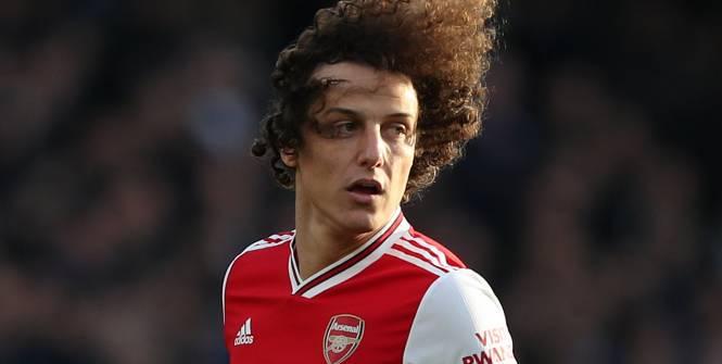 Foot - ANG - Arsenal officialise le départ deDavid Luiz
