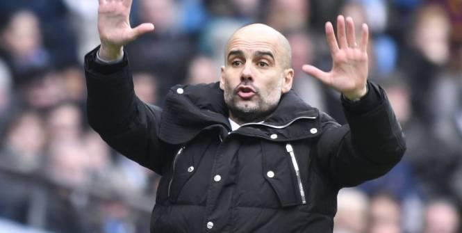Foot - ANG - City-MU - Avant le derby entre Manchester City et United, Pep Guardiola avoue qu'Edinson «Cavani est l'un des joueurs qu'il admire le plus»