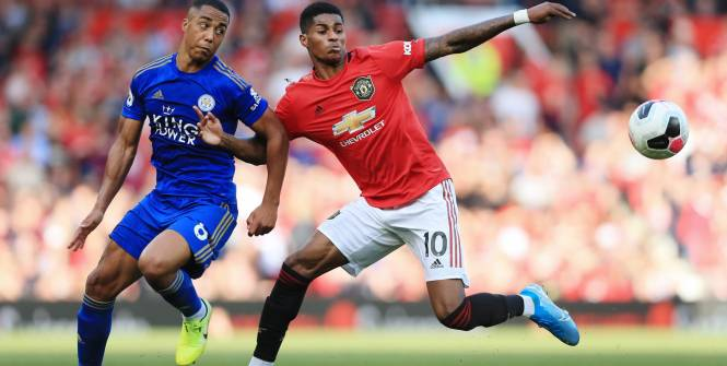 Foot - ANG - Cup - Un choc Leicester-Manchester United en quarts de finale de la Cup
