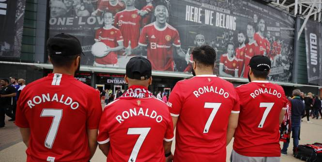 Foot - ANG - MU - Composition de Manchester United: Cristiano Ronaldo titulaire face à Newcastle