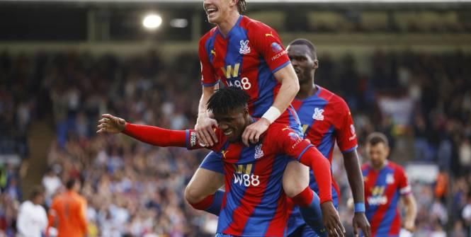 Foot - ANG - Première victoire du Crystal Palace de Patrick Vieira, tombeur de Tottenham