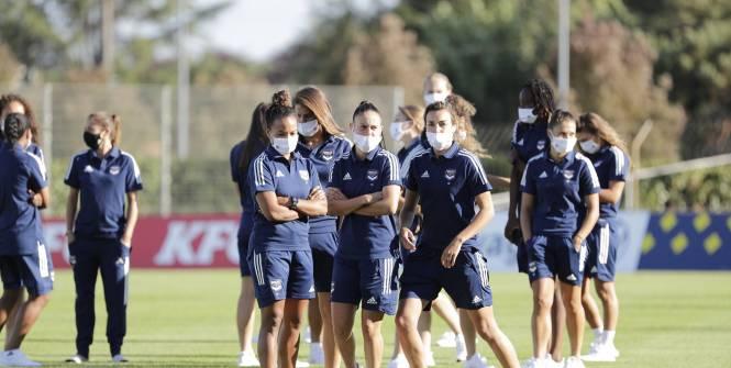 Foot - C1 (F) - Bordeaux débutera son parcours de qualification pour la Ligue des champions féminine contre le FC Slovacko