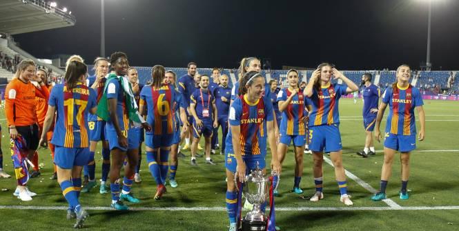 Foot - ESP - Barça (F) - Jonatan Giraldez nouvel entraîneur du Barça féminin, champion d'Europe