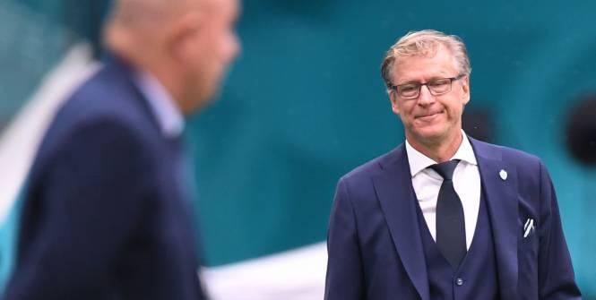 Foot - Euro - FIN - La Finlande «méritait au moins un point» contre la Russie à l'Euro, pour son sélectionneur Markku Kanerva