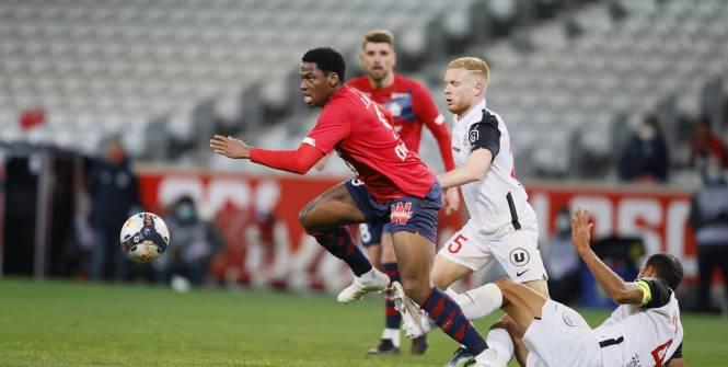 Foot - L1 - Lille - Jonathan David (Lille): «On ne peut pas se dire: ça va se présenter plus tard»