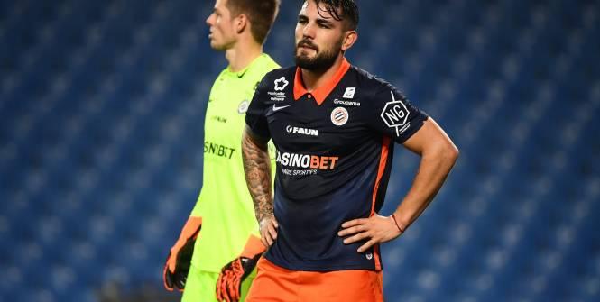 Foot - L1 - Montpellier - Andy Delort (Montpellier) «touché par l'annonce du départ de Michel Der Zakarian»