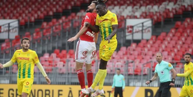 Foot - L1 - Nantes - Dennis Appiah (Nantes) après la victoire à Brest: «C'est forcément encourageant»