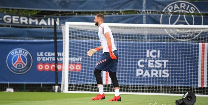 Foot - L1 - PSG - Composition du PSG: Donnarumma, Rafinha et Mbappé titulaires contre Clermont