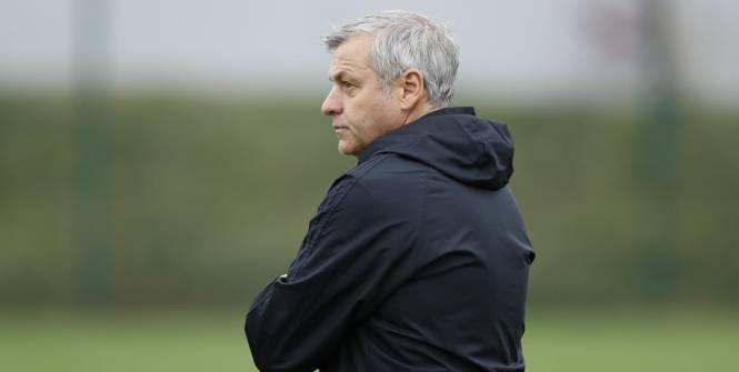 Foot - L1 - Rennes - Bruno Genesio, le nouvel entraîneur de Rennes, a rencontré les joueurs