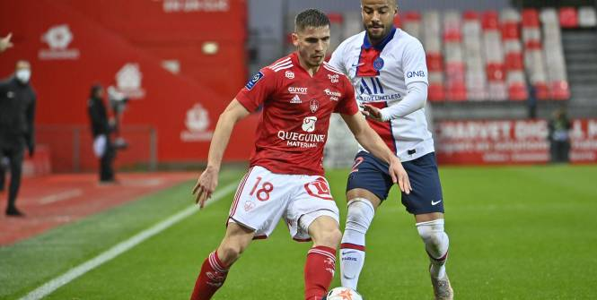 Foot - Transferts - Transferts: Romain Perraud (Brest) à Southampton, c'est officiel