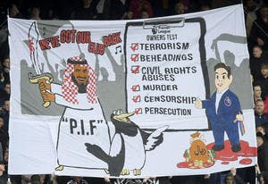 L'Arabie Saoudite humiliée, la police anglaise enquête !